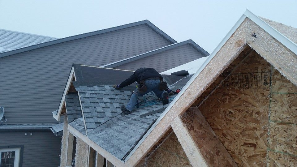 Roofing by Dasher Construction