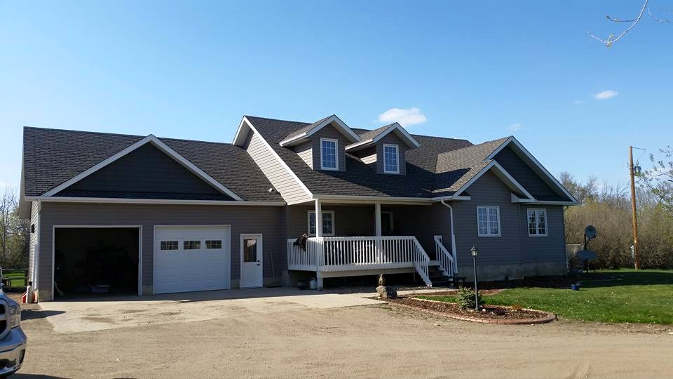 A beautiful home got a facelift, thanks to Dasher Construction